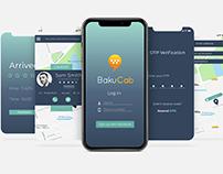 Bakucab application