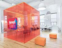 Level Team | Branding