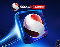 sportstv Platform Concept ID & Tv Posters