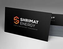 Shrimat Energy Brand Identity