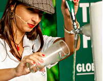 Global Bartender Heineken
