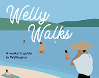 Welly Walks Flyer