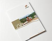 Bolnisi annual report design