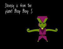 Stevexy From Bloop Blorp S