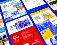 UAL Careers Website Redesign