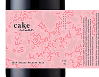 Cake Wine's Archi-Bottle 2015.