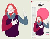 The tabloid | Interactive PDF