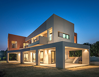 IS House, Nafpaktos, Barlas Architects