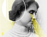 Typography: Mustard Keller