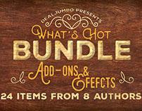 What's Hot Bundle v.13 – Add-ons & Efefcts