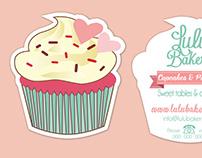 Lulu Bakery - Branding