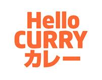 Logotype_ Hello Curry