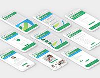 Diseño Web App evento por días