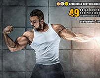 Asian bodybuilding and physique sports championships