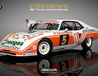 1981 TC Chevy 250 - Emilio Salvador Satriano