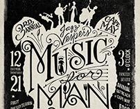 Jazz Vespers Poster