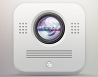 Video intercom app icon
