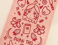 Burn This. (Postmodern witch tales)