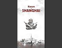 POSTER  //  Levitation  //  Kevyn in Shanghai
