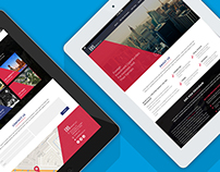 EB5 Group Website Design