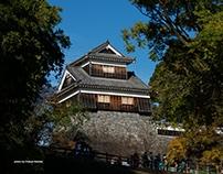 TODAY'S KUMAMOTO CASTLE