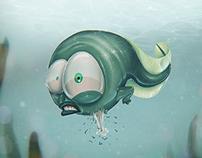 Girino - tadpole