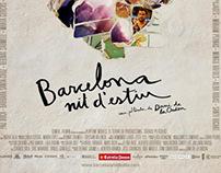 """Dirección de vestuario """"Barcelona,nit d´estiu"""""""