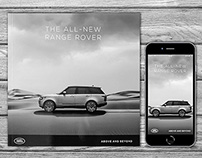 The Range Rover - Brochure & App