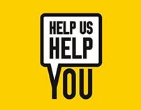 UCS Help Us Help You Campaign