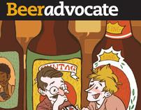 BYOB, Beer Advocate Magazine