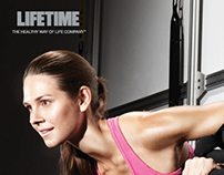 Life Time Fitness Experience Invite