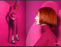 Set Design of The Color Moral for Philosophy Magazine