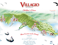 Villagio Kids Menu