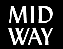 Midway Contemporary Art Identity