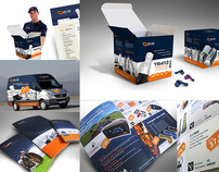 Corporate identity - logo design - packaging design - w