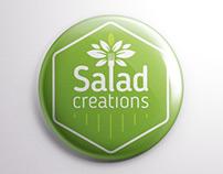 Salad Creations new branding 2016