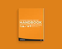 Psychology Research Assistant Handbook Cover