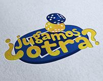Logotipo ¿Jugamos Otra?