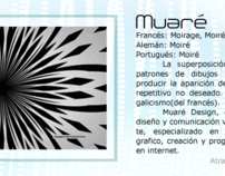 www.muaredesign.com finally designed. soon in the web.