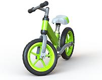 [REVERSE ENGINEERING] Foot bike