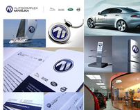 Volvo-Land rover -Jaguar seller - complete corporate id