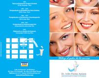 Dr. Flores Dentist - Brochure