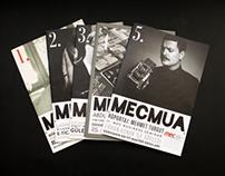 MECMUA- Magazine Design