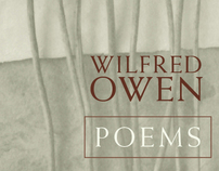 Book: Wilfred Owen Poems
