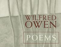Book: Wilfred Owen Poems