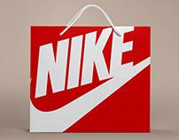 Shopping Bag Keyline For Nike,Nike+,Converse