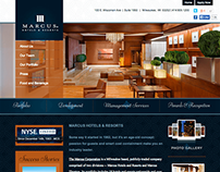Milwaukee Hotel Website Design