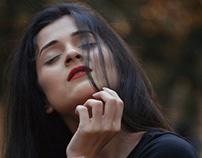 Moody Portrait | Sakshi Gupta