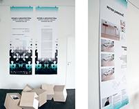 ParadoxyAD exhibition design