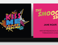 The Smooch Shop | Business Cards